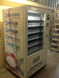 Quickgrind QuickVend machine pic 1