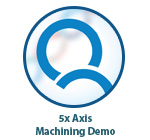 5x Axis Machining Demo
