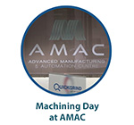 Machining Day at AMAC