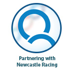 Partnering with Newcastle Racing